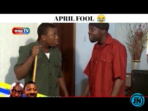 Akpan and Oduma  - April Fool Prank